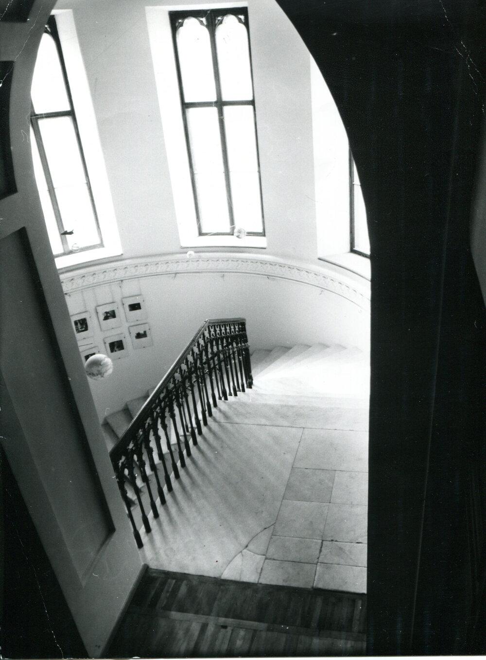 Фото постійної експозиції в музеї «ТИРС», початок 1990-х, надано МСМО