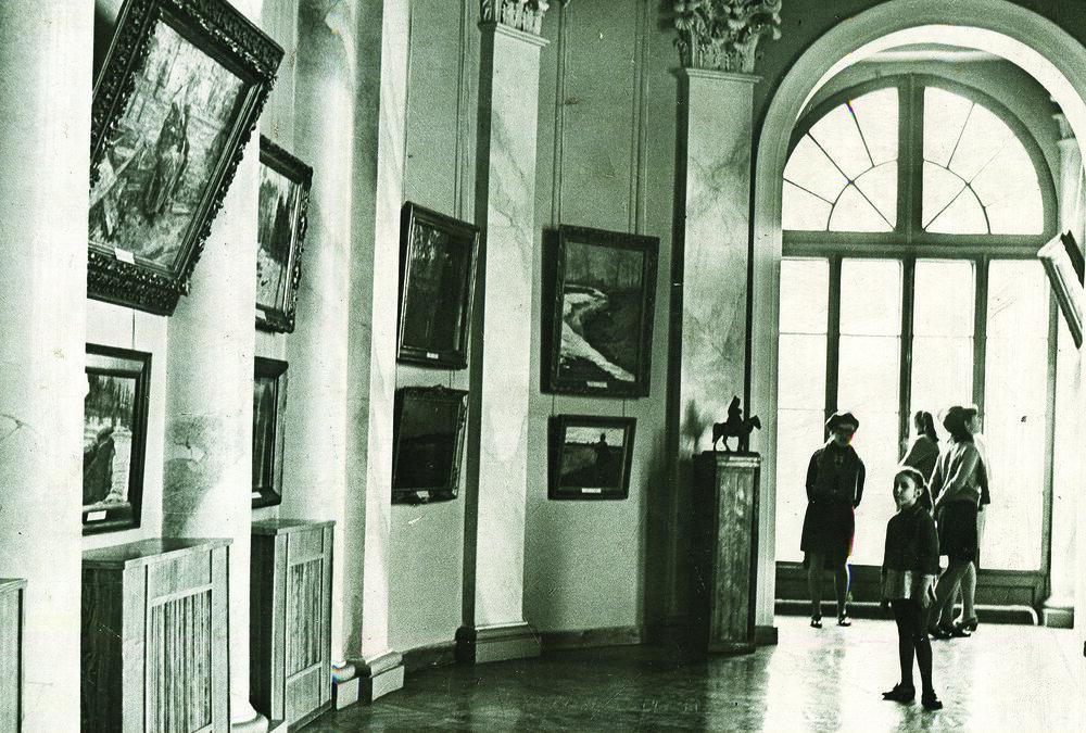 Сомовська зала, 1990, надано ОХМ